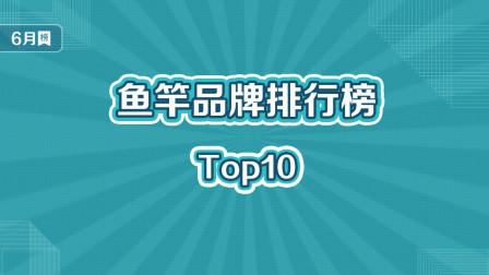 鱼竿十大品牌排行榜
