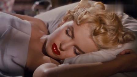 玛丽莲梦露的性感和妩媚没人能不爱吧?我是馋的