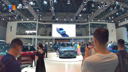 2020重庆国际车展盛大启幕 将持续到6月21日