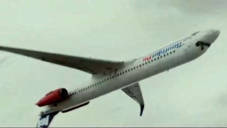 飞机即将坠毁,机长直接把飞机倒着开,救了上百条人命!