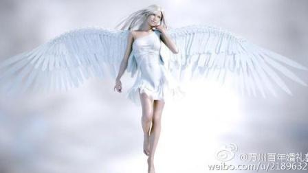 形体舞:白衣的天使<正、反面示范>