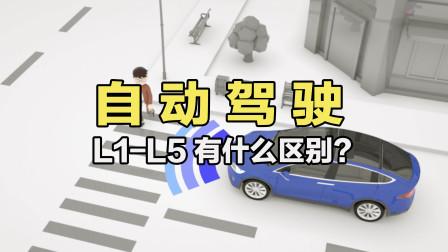从L1到L5,自动驾驶什么时候才能淘汰驾校教练?