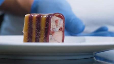 法式鹅肝配西班牙火腿