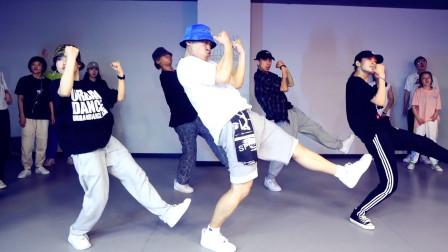 小孟 编舞《刘玉玲》Urban Dance Studio Danny