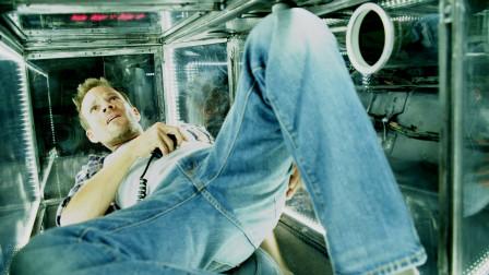 惊悚犯罪片《刹车》男子被人囚禁在玻璃缸中,得知真相宁死不屈!