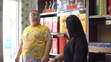 小伙买茶叶讲完价就后悔了,没想到店里搞的活动比讲价划算