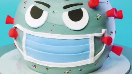 10个创意蛋糕装饰创意|美味蛋糕神奇蛋糕装饰教程