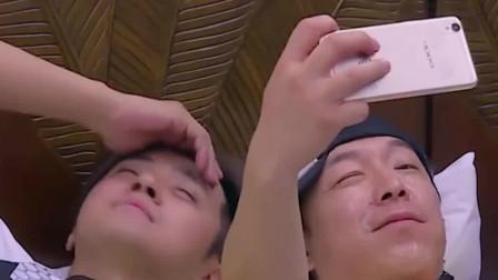 极限挑战:罗志祥和黄渤神对话,这俩二货组合在一起,猪美人渤贵妇的幸福生活!