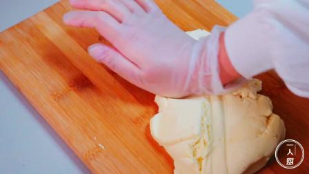 曲奇饼干最简单的做法,奶香十足,酥松美味,好吃到停不下来
