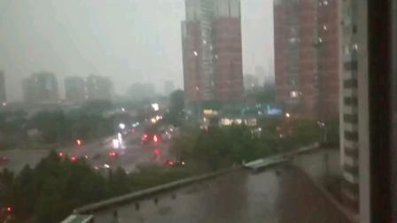 2020年05月21日北京大雨