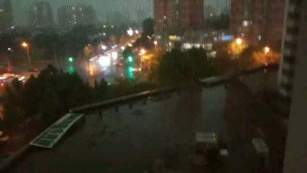 2020年05月21日北京大雨2