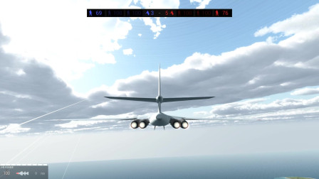 战地模拟器:驾驶图160大战敌人太平洋舰队