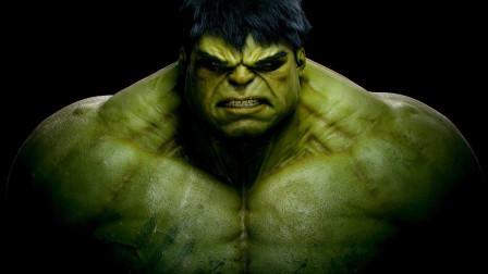 狂暴绿巨人,大怒之下拆基地,绿巨人高清剪辑!