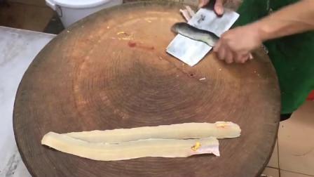 一个广东潮州配菜师傅,要价八千,大家觉得这刀工值吗