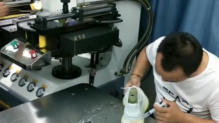 福建鞋厂的生产流程,脚上穿的椰子鞋不香了!