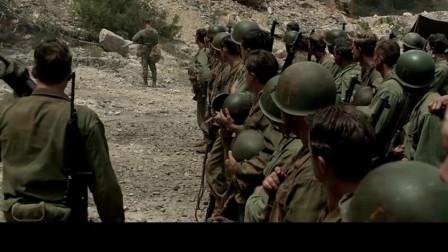 战争片:日美大战美军重登钢锯岭,众人视死如归,誓要打赢这场仗