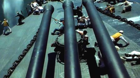 一部气势恢宏的好莱坞二战大片 磅礴大气的战斗场面看得叹为观止!