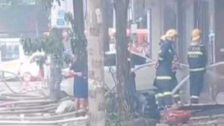 突发!广西防城港一民房突发起火6人遇难,火灾原因核查中