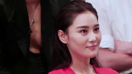 女神的新衣:张馨予名次遭滑铁卢,面对他人安慰,怒怼:哇什么