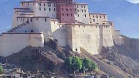 日喀则小布达拉宫