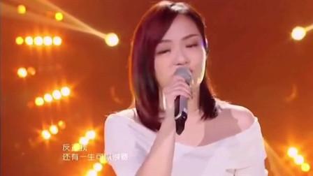 林宥嘉做梦都没想到,徐佳莹演唱《浪费》比他还深情,看来林宥嘉要再努力点了。
