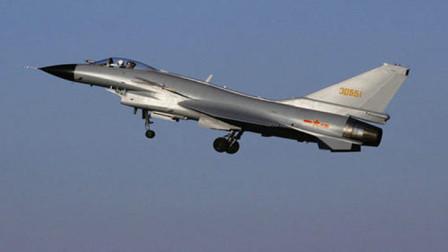 台媒:解放军歼-10等多型军机今天再次进入台湾西南空域