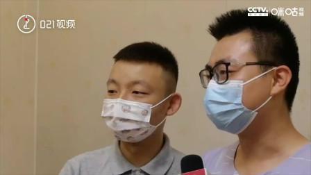 错换人生28年兄弟齐聚上海庆生,两位母亲首次喂亲生儿子吃蛋糕