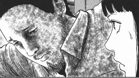 《伊藤润二:地缚者》一位女粉丝,经历过得,真实恐怖事件!
