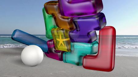 我的世界动画-果冻版俄罗斯方块-FANIMATICA