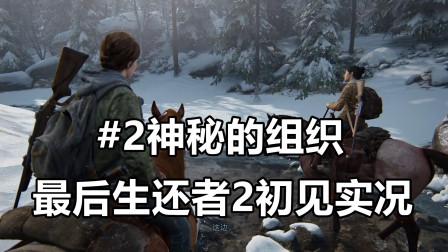 【QL】02《最后生还者2简体中文剧情流程初见实况》