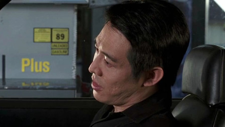宇宙追缉令:李连杰竟和壮汉探讨人生,什么让李连杰如此难过?