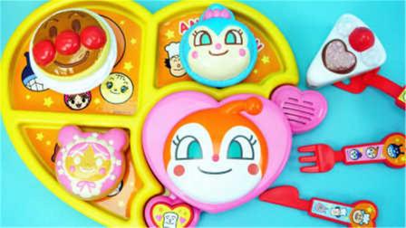 面包超人蛋糕儿童玩具毒菌妹妹