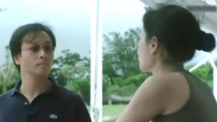 恋战冲绳:女神王菲偶遇张国荣,不知所措的样子,真是太可爱了