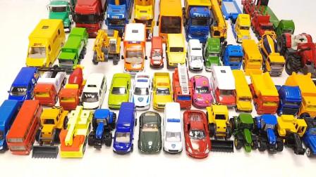汽车玩具故事:太酷了!丹丹姐姐带来各种各样的汽车你喜欢哪一辆?