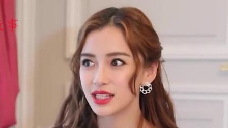"""杨颖""""真人""""到底是什么样?在日本18岁时的照片被翻出来,网友:黄晓明估计要后悔了"""