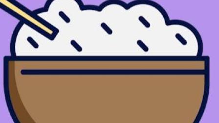 一碗米饭多少卡路里