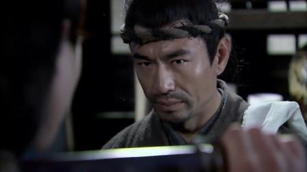 楚留香传奇:成名剑客来吃面,遇到对头准备出手,谁料老板娘武功极高出手阻止
