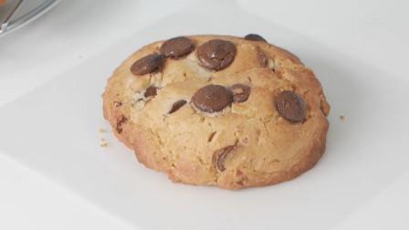 只需简单几步,变身烘焙达人,好吃的巧克力曲奇饼干