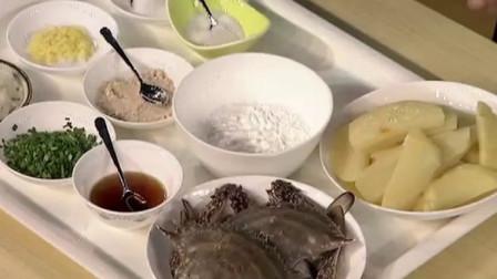 食来运转:螃蟹想要好吃该如何做,大厨教你一招,比买的还好吃