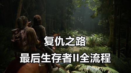 【QL】05《最后生还者2简体中文剧情流程初见实况》
