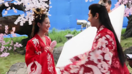 《月上重火》:透芝囧婚,婚服好看不好穿啊!