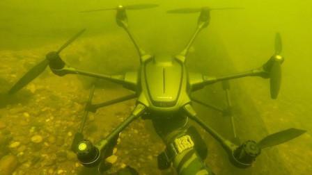 """牛人小哥户外潜水,意外发现沉没""""飞机"""",研究发现这玩意不简单!"""