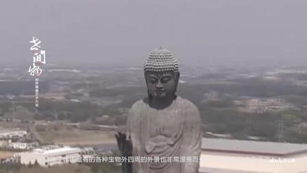 世间物 73 日本茨城县牛久大佛,日本最高的佛像,是世界第二高佛像