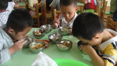 4岁男童不好好吃饭被幼儿园老师打出血肿,老师:家长要20万赔偿