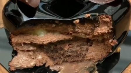 巧克力慕斯蛋糕,
