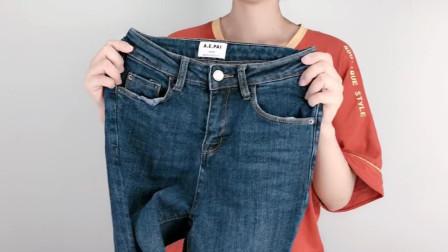 买裤子不用试,教你个小窍门,裤子合身又舒适,一买一个准