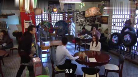 盘点港剧渣男经典语录:黄宗泽:一夫一妻制是这个社会最愚蠢的决定!