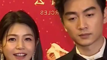 陈妍希满眼都是陈晓,两人太有夫妻相了,他们的婚姻生活肯定很幸福!