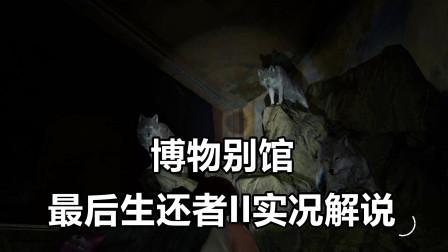 【QL】13《最后生还者2简体中文剧情流程初见实况》
