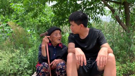 小时候偷奶奶的钱,我问奶奶你知道钱少了吗?你猜奶奶怎么说